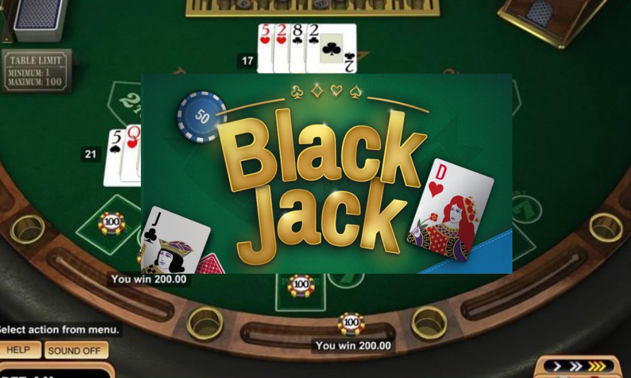 casino game of blackjack