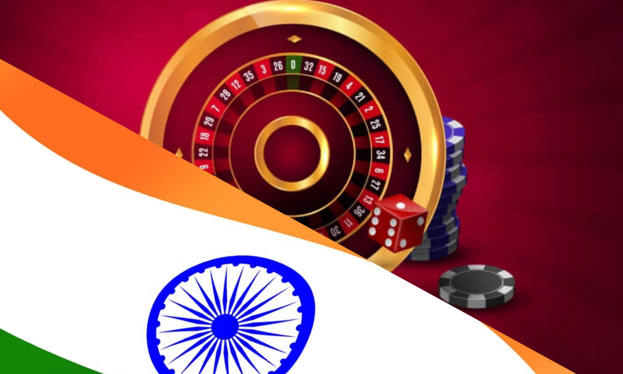 Check out the online casinos in India